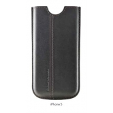 Кожаный чехол Land Rover Leather iPhone 5 LRSLGTRXIP5