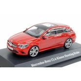 Модель Mercedes-Benz CLA-Klasse, Shooting Brake, Jupiter Red B66960349