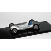 Модель Mercedes-Benz 1.5-litre race car, W165, 1939, Silver, Scale 1:43, B66040440
