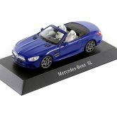 Модель Mercedes-Benz SL, Roadster, Scale 1:43 B66960533