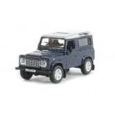 Land Rover Defender 2013, Scale Model 1:76, Tamar Blue, LBDC541BLA