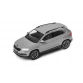 Модель автомобиля Skoda Karoq, Scale 1:43, Metal Grey 5A7099300F7A