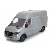 Модель Mercedes-Benz Sprinter 1:18  silver-coloured