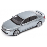 Модель автомобиля Skoda Superb III, 1:43 scale, Business Grey 3V0099300F7M