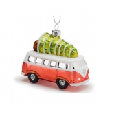 Елочная игрушка Volkswagen Decoration Christmas T1 18D087790B