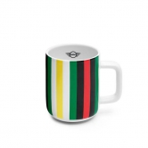Кружка MINI Cup Striped 80282465939
