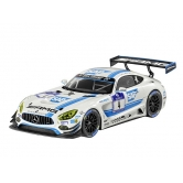 Модель Mercedes-AMG GT3, AMG-Team Black Falcon, White, 1:18 B66960390