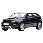 LR EVOQUE DIECAST 1:18 - IN BALTIC BLUE LRDCAREBB118
