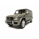 Модель Mercedes-AMG G 63, W463, Model year 2017, Silver Grey, 1:18 B66961032