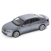 Модель автомобиля Skoda Superb III, 1:43 scale, Metal Grey 3V0099300F7Y