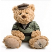Мягкая игрушка Land Rover HUE Teddy Bear LDTY618BNA