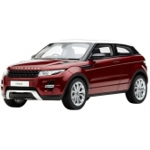 Модель land rover evoque 1:18 firenze red LRDCAREFR118