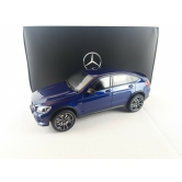 Масштабная модель Mercedes-AMG GLC 43 Coupe Brilliant Blue, Scale 1:18 B66960468